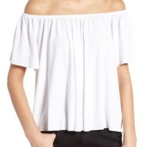 Worn Once NORDSTROM Waterfall Top